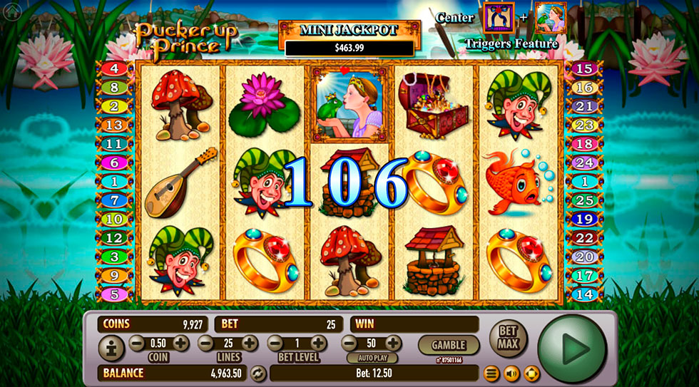 Spiele Pucker Up Prince - Video Slots Online